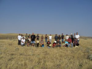 Medicine Wheel Group photo