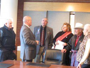 Proclamation Signing
